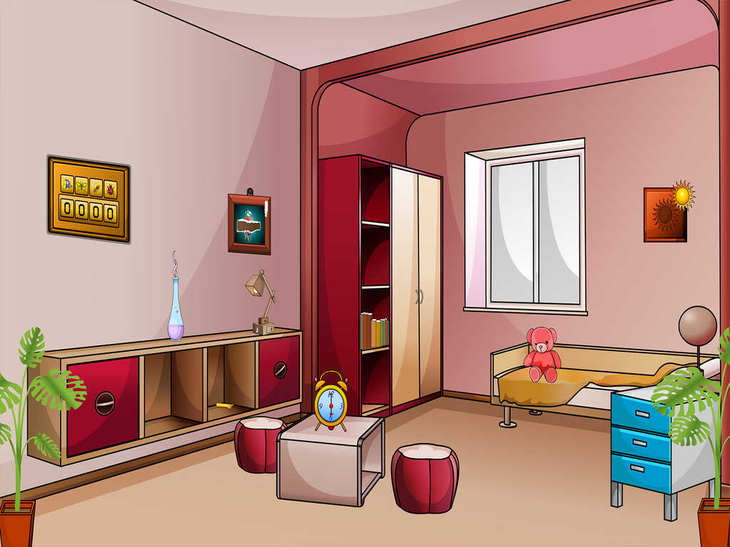 App shopper dream house escape 2 games for Minimalist house escape 2
