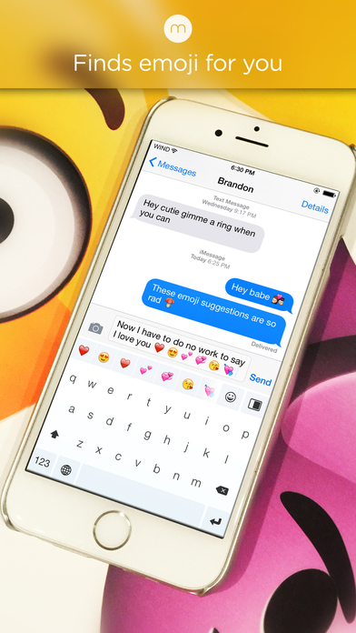 Minuum - The Little Keyboard for Big Fingers: Now with Smart Emoji Screenshots