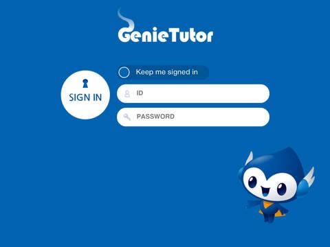 GenieTutor for iPad