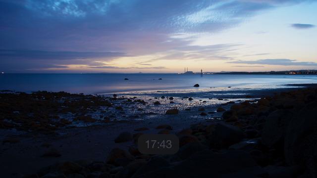 Photo Frame - Slideshow with Clock