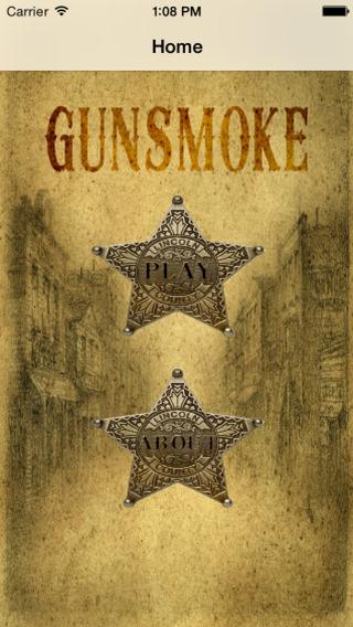 Gunsmoke Old Time Radio