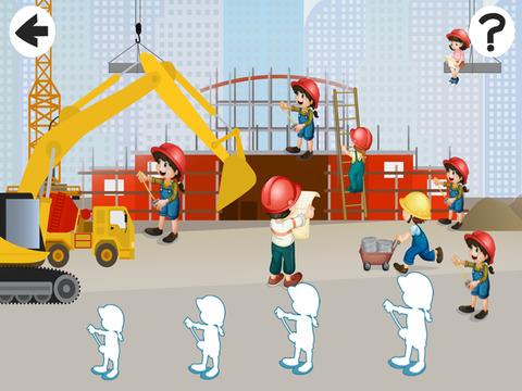Активный! Калибровка Игра Для Детей, Чтобы Учиться И Играть С Стройке