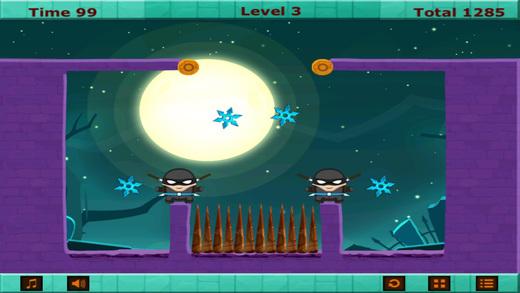Teenage Super Ninja - Assassins Physics Game FREE