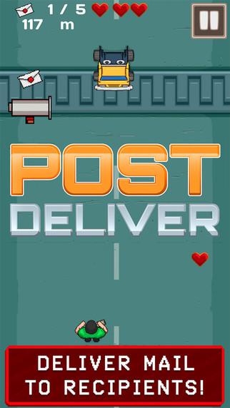 Post Deliver