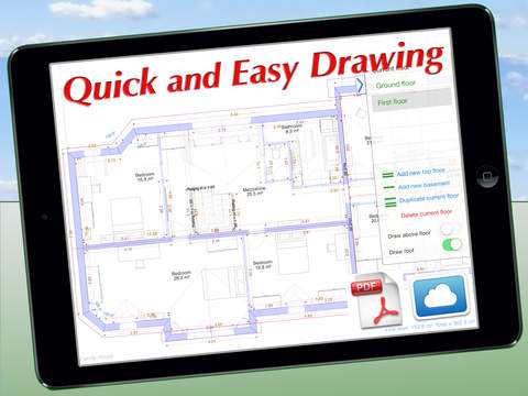 ArchiTouch 3D - Design home plans - Free Floor Plan + Architecture CAD