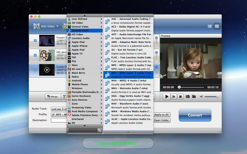 FLAC MP3 Converter Screenshot - 2