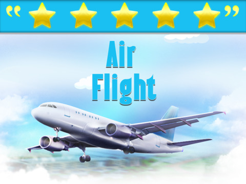 Airplane Flight SOS screenshot