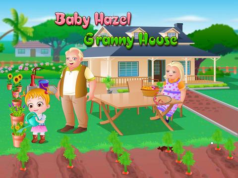 Скачать игру Baby Hazel Granny House