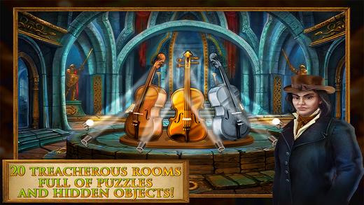 Hidden Object- Missing Violins Free