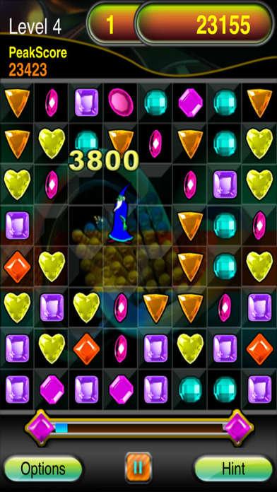 Jewel Magic iPhone Screenshot 1