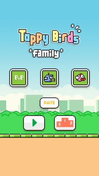 Tappy Birds Family