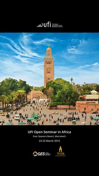 UFI Marrakech 2015