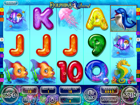 Dolphins Quest HD