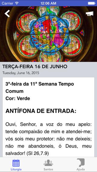 Liturgia Diária para Católicos no Brasil - Catolicapp.org