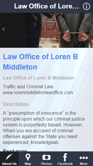 Law Office of Loren B Middleton