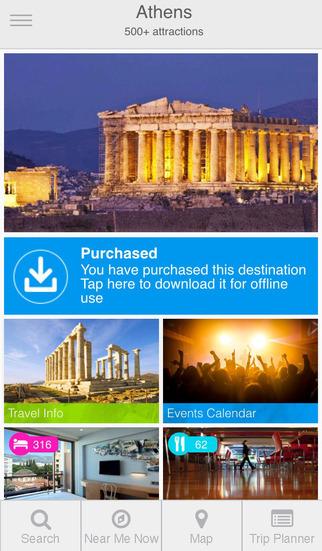 My Destination Athens Guide