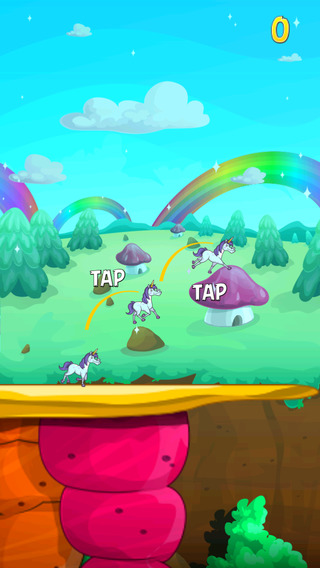 Unicorn Adventure Blast