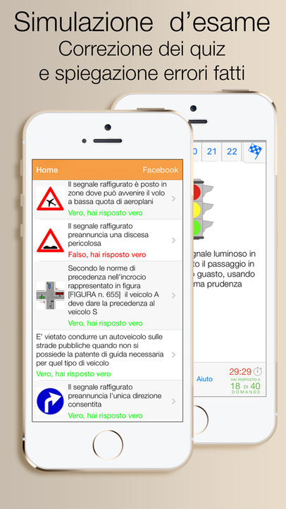 Quiz Patente 2014 + Manuale - iPhone Mobile Analytics and App Store Data