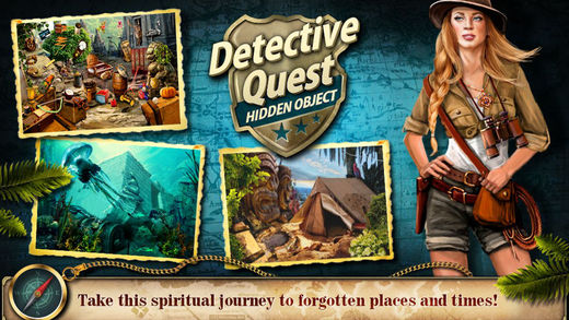 Detective Quest - Hidden Object FREE