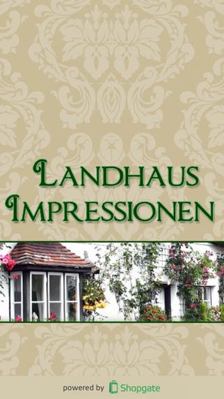 Landhaus Impressionen