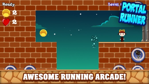 Portal Runner PRO