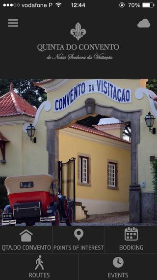 Quinta do Convento Wine SPA