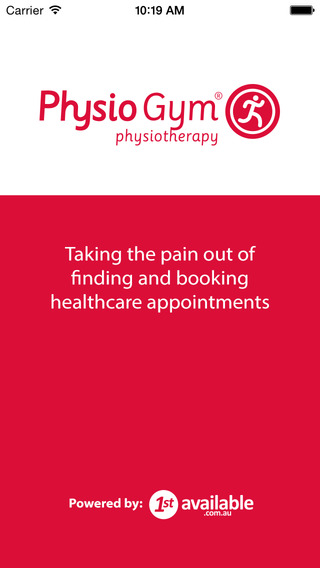 Physio Gym 1stAvailable