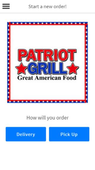 Patriot Grill
