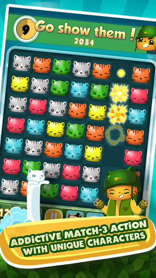 Combi Cats - Cat-Matching Fun for the Whole Family