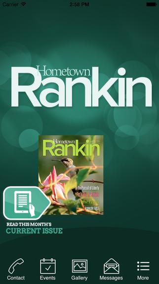 Hometown Rankin Magazine