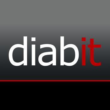 Diabit - för unga med diabetes typ 1 LOGO-APP點子