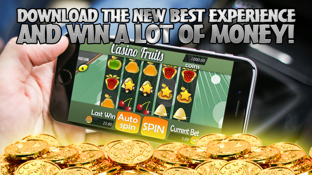 Casino Fruits - The $lots Game
