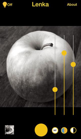 Lenka – 黑白映像照相机[iPhone]丨反斗限免