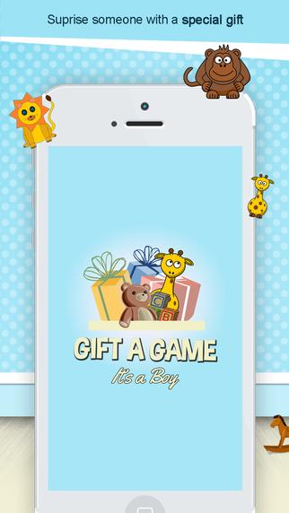 Gift a Game™ - It's a Boy