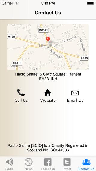 Radio Saltire Online Station