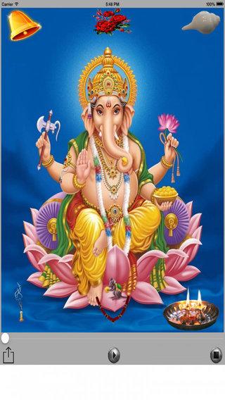 Ganesh Aarti Ganpati Aarti - Virtual Pooja