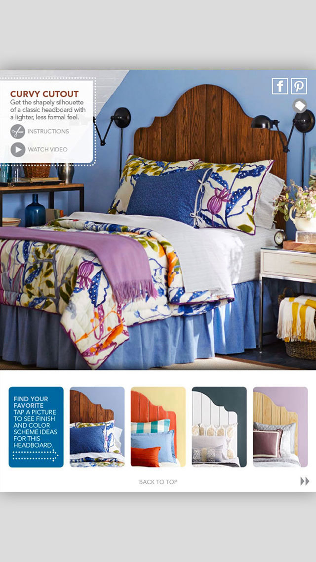 Lowe 39 s creative ideas magazine iphone apps games on - Lowes creative ideas app ...