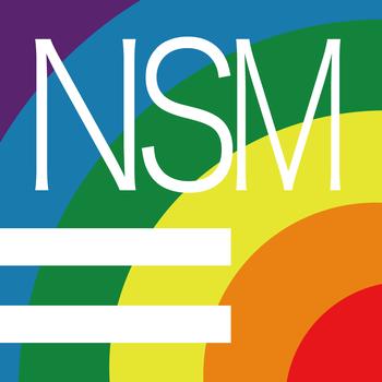 NSM=公式アプリ 音樂 LOGO-玩APPs