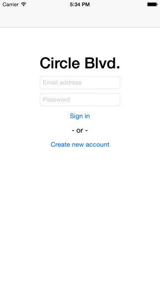 Circle Blvd.