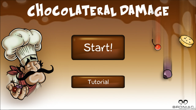 Chocolateral Damage