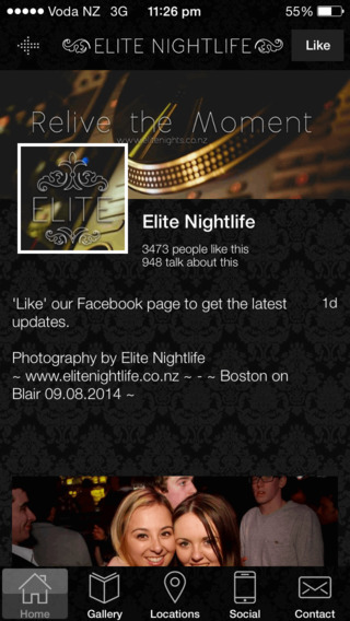 Elite Nightlife