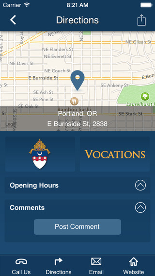 Archdiocese of Portland Oregon - Vocations Office