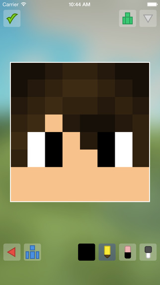 Skin creator pe skin creator pe for minecraft pocket edition