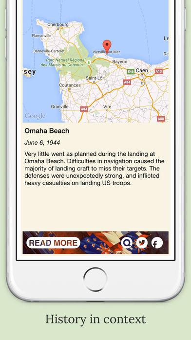 WW2 Daily iPhone Screenshot 4