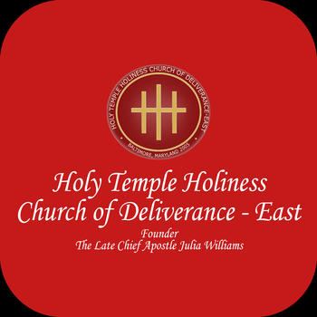 Holy Temple Holiness Church LOGO-APP點子