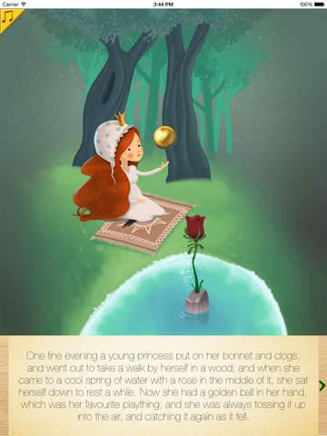 Interactive kids stories