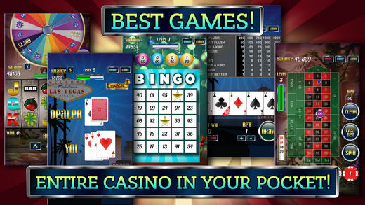 777 Ace Lucky Jackpot - Top Casino Games in One Plus Real Vegas Experience