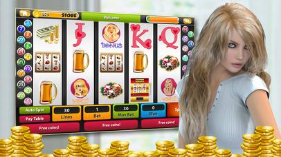 Screenshot 1 Слот-Машина «Блондинки» — Азартная игра для виртуального казино