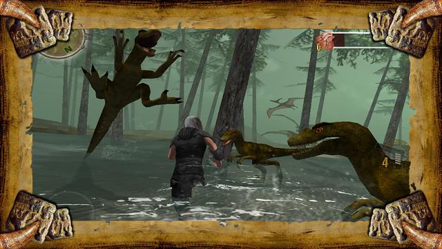 Dinosaur Assassin Pro Screenshots