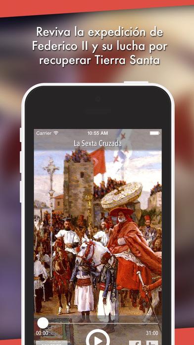 La Sexta Cruzada iPhone Screenshot 1